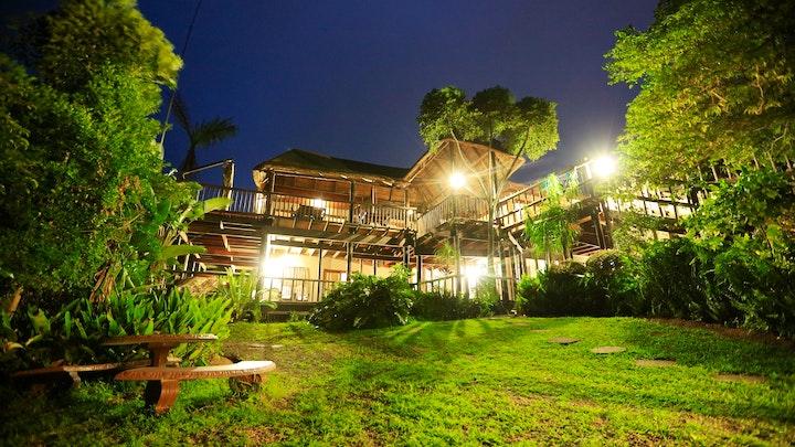 St Lucia Estuary Accommodation at Ndiza Lodge and Cabanas   TravelGround