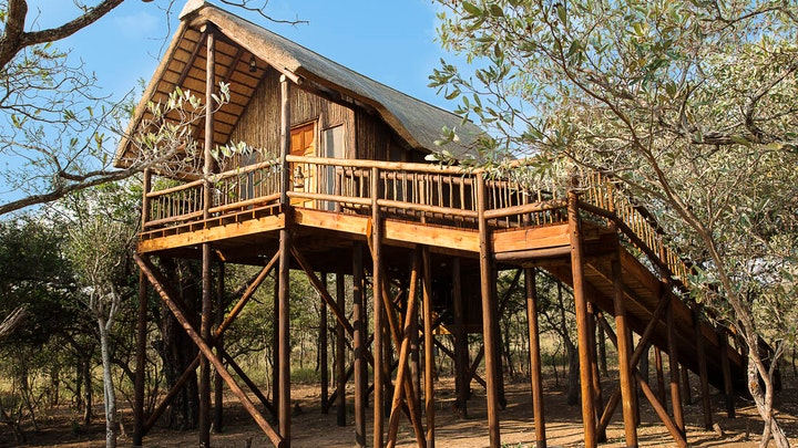 Kruger To Canyons Accommodation at Bona Ntaba Tree House Lodge | TravelGround