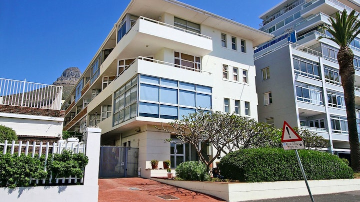 Sea Point Accommodation at 8 Blue Waters | TravelGround