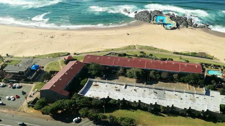 Amanzimtoti Accommodation at 2501 High Tide Apartments | TravelGround