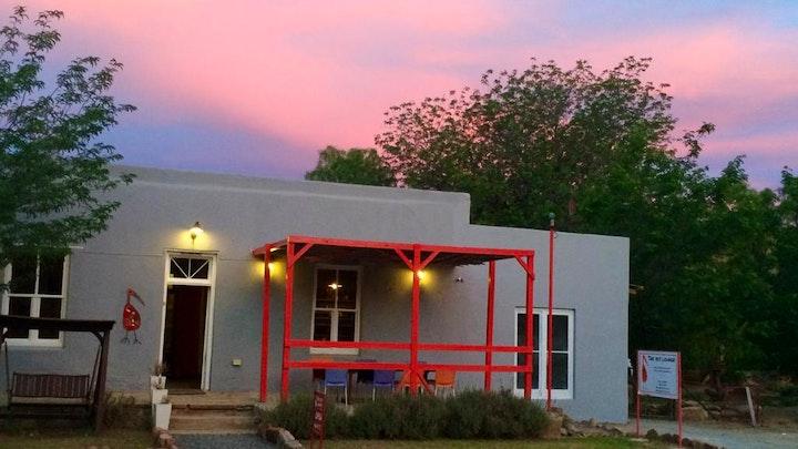 Nieu-Bethesda Accommodation at The Ibis Lounge | TravelGround