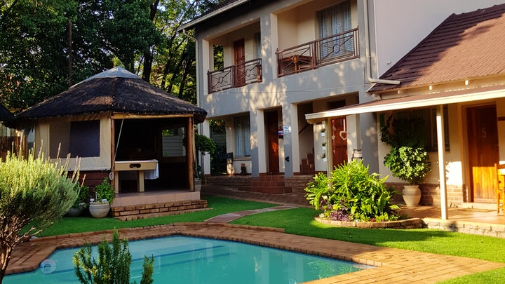 at Aandbloem Guest House | TravelGround