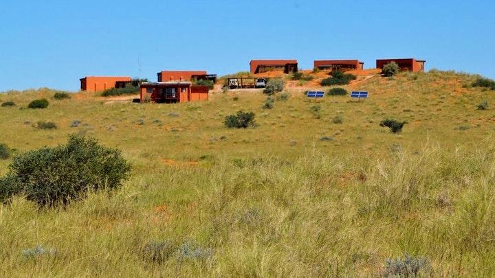 Kalahari Akkommodasie by SANParks Kieliekrankie Wilderness Camp | LekkeSlaap