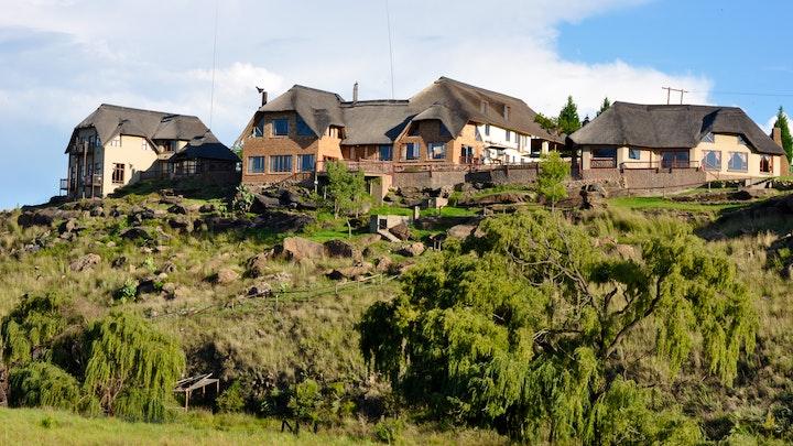 Reitz Accommodation at Kwa Thabileng River Lodge   TravelGround
