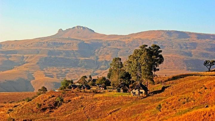 Northern Drakensberg Accommodation at Sungubala Eco Camp | TravelGround