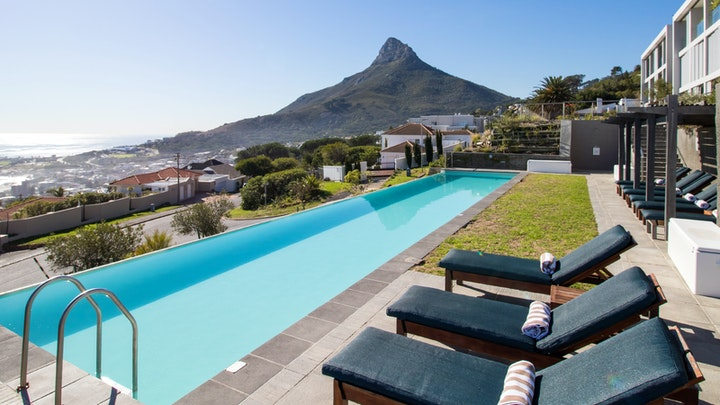 Camps Bay Accommodation at The Crystal | TravelGround
