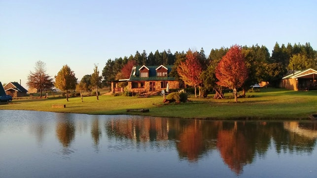 at The Kingfisher Country Cottages & Trout Lodge | TravelGround