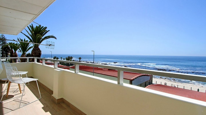 Sea Point Accommodation at 31 Blue Waters | TravelGround