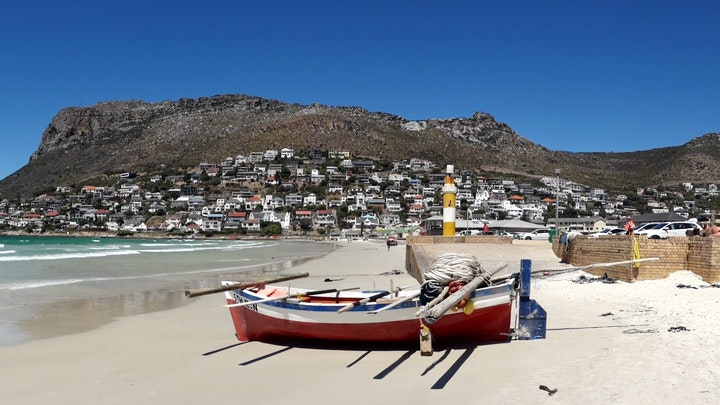 Fish Hoek Accommodation at Escape with Views   TravelGround