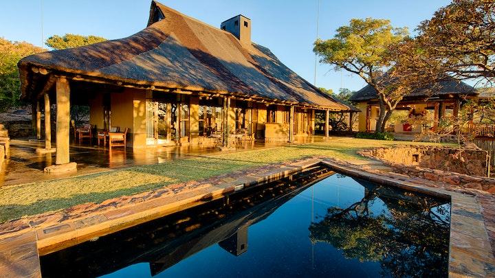 at Ekuthuleni Lodge   TravelGround