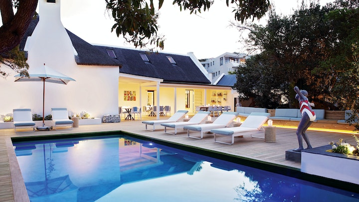 Plettenberg Bay Accommodation at Old Rectory Hotel and Spa | TravelGround
