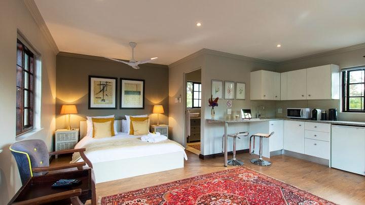Sandton Accommodation at Garden View Executive Suite | TravelGround
