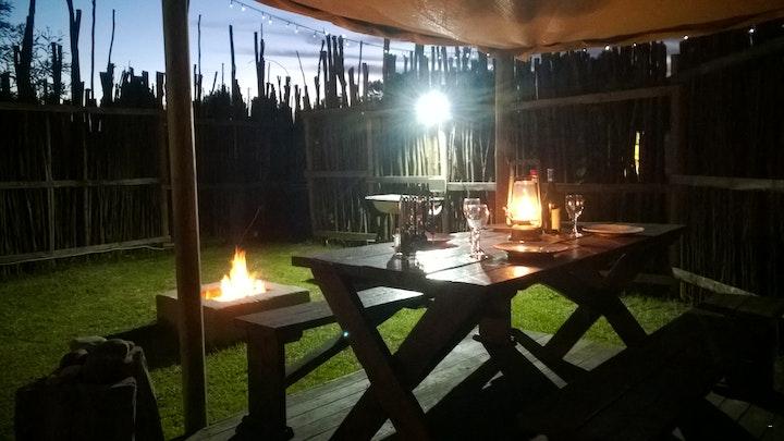 Tuinroete Akkommodasie by Green Hills Forest Lodge   LekkeSlaap