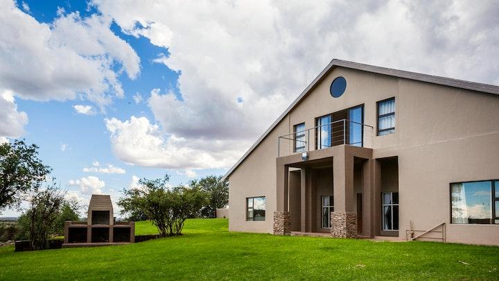 Upper Karoo Accommodation at Witfontein Game Lodge | TravelGround
