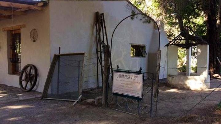 Nieu-Bethesda Accommodation at Compass View   TravelGround